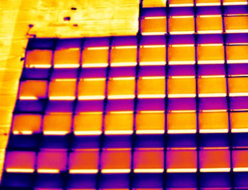 Luftbild – Thermographie Photovoltaik